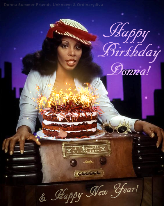 Happy Birthday Donna
